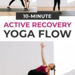 10 Minute Active Recovery Yoga Flow