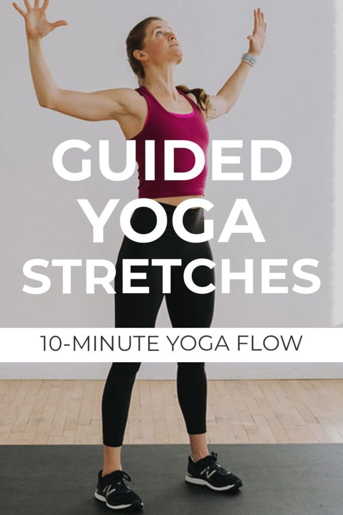 8 Recovery Yoga Stretches