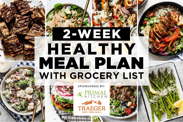 2-Week Healthy Meal Plan