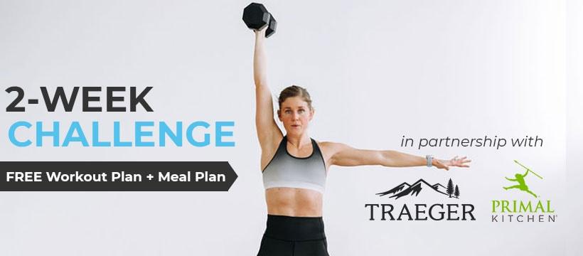 2 Week Workout Challenge | 2 week shred