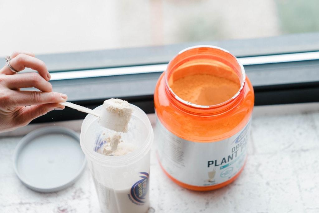 Now Plant Protein Powder