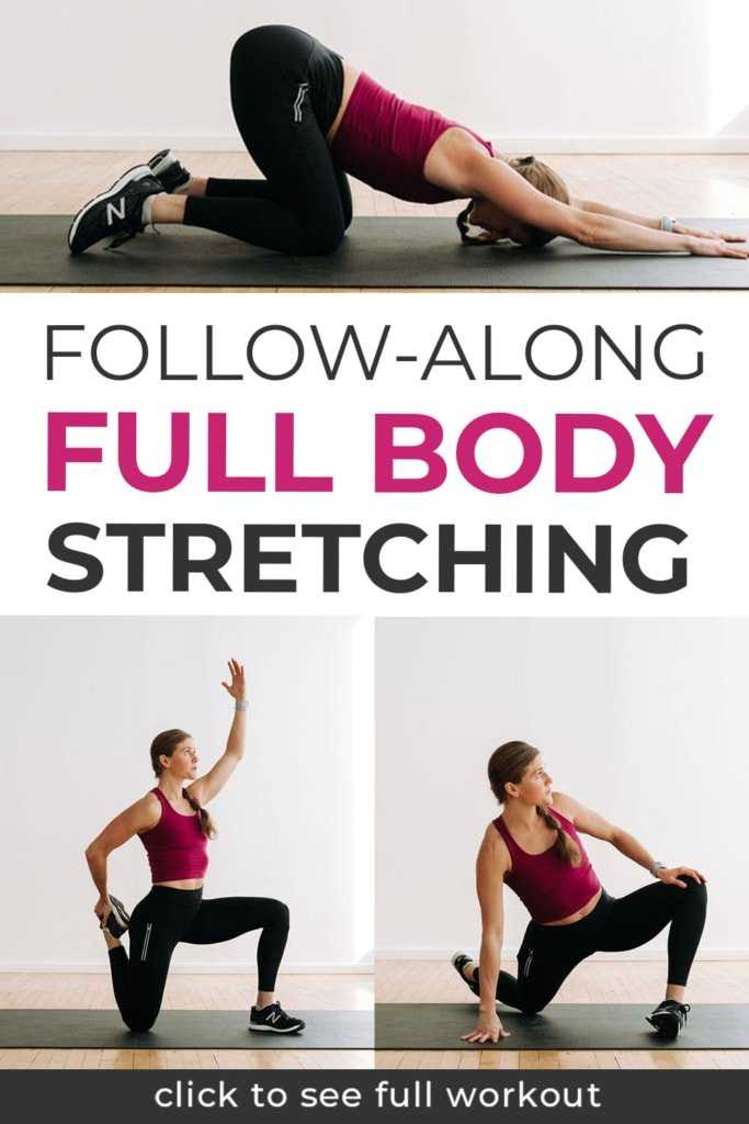 Guided 10 Minute Dynamic Stretch   10 Dynamic Stretches for Runners