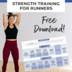 Free Workout Plan Strength Training for Runners