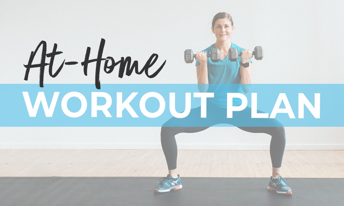 FREE Home Workout Plan for Women