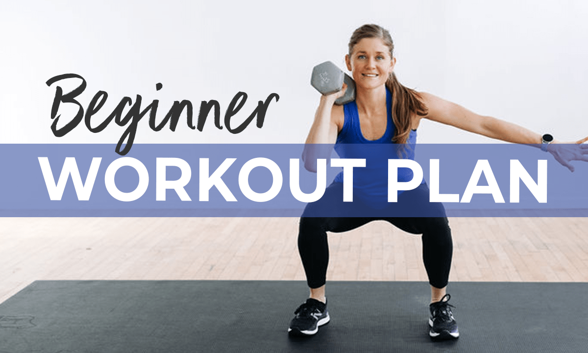 Beginner Workout Plan   30 day workout challenge for beginners