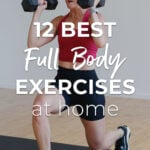 12 Best full body HIIT exercises at home